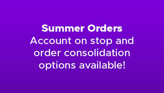 Summer Consolidated Orders