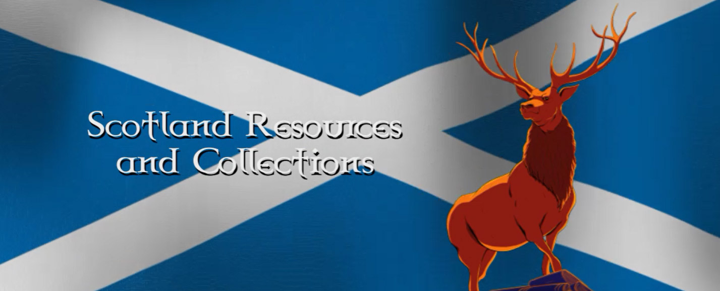 Scottish Collections and Resources