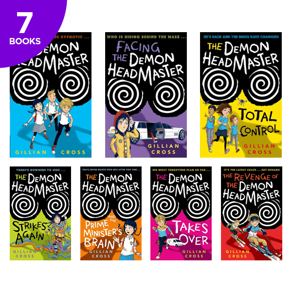 The Demon Headmaster Collection - 7 Books