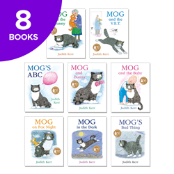 Mog Collection - 8 Books