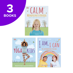 Mindfulness For Kids Collection - 3 Books