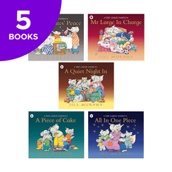 Five Minutes' Peace Collection - 5 Books