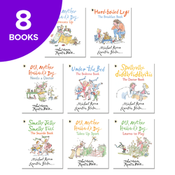 Quentin Blake Collection - 8 Books