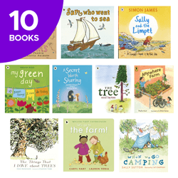 The Great Outdoors Collection - 10 Books