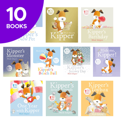 Kipper Collection - 10 Books