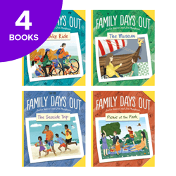 Family Days Out Collection - 4 Books