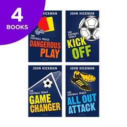 Football Trials Collection - 4 Books