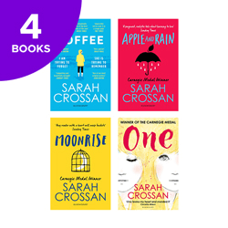 Sarah Crossan Collection - 4 Books