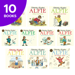 Alfie Collection - 10 Books