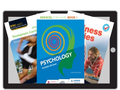 VLeBooks Further & Higher Education