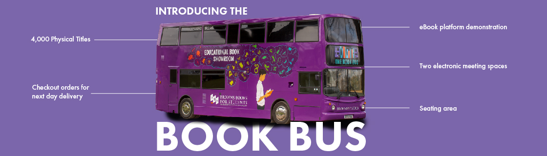 The Brownsbfs Book Bus