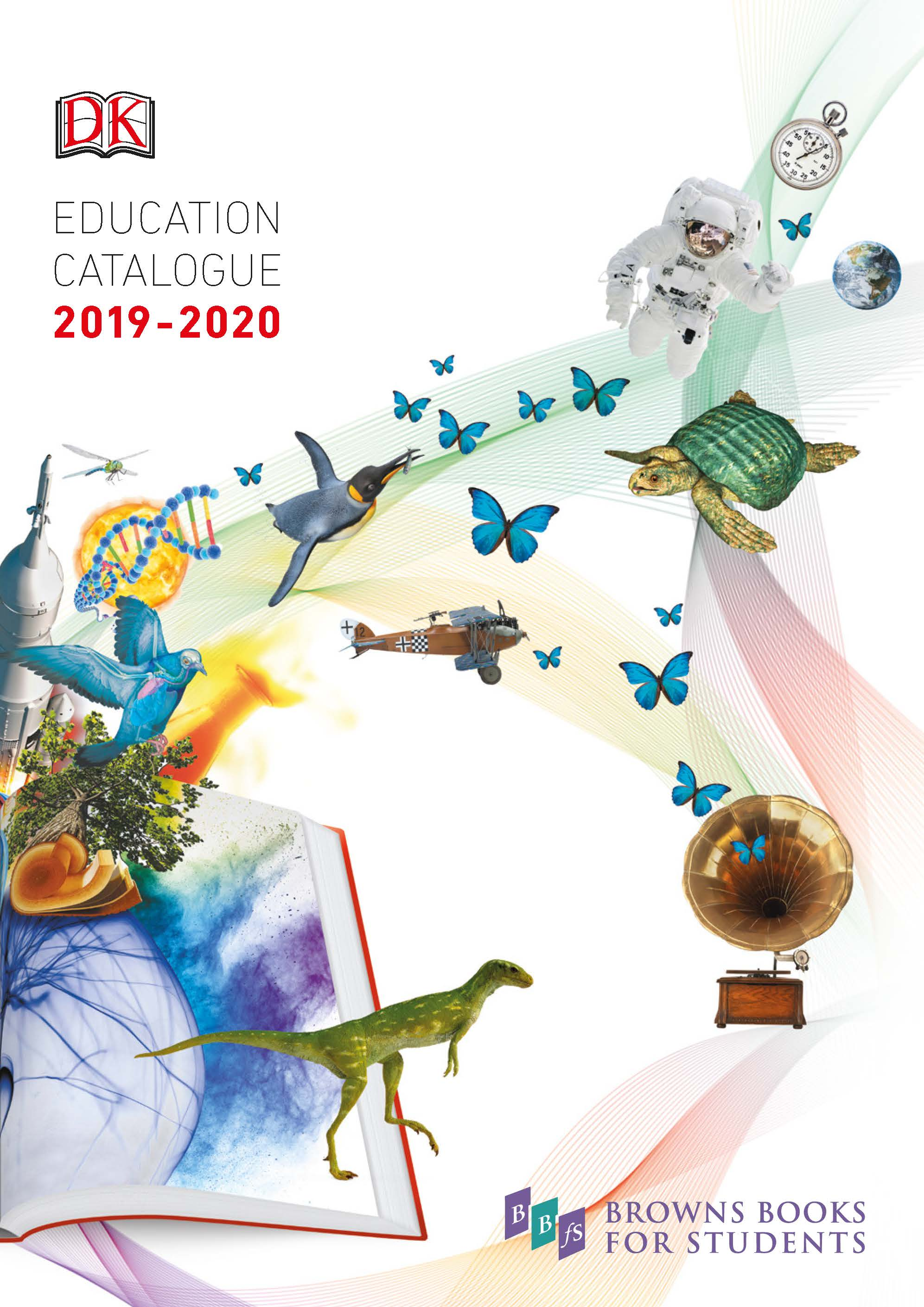 DK Education Catalogue