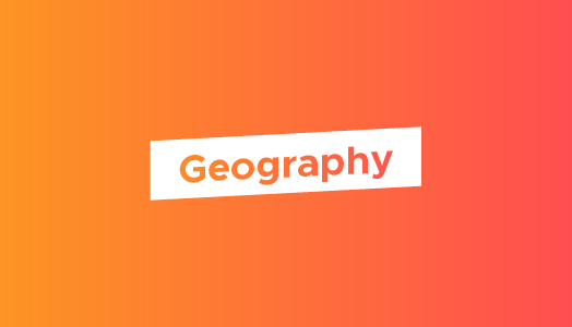Revision Promotions 2021 - Geography