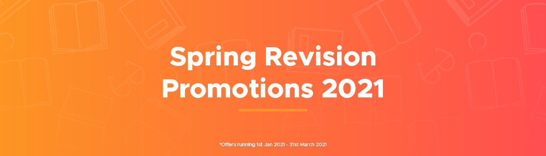 Spring Revision Subjects