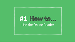 VleBooks - How To use the Online Reader