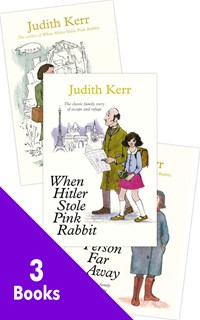 Image for When Hitler Stole Pink Rabbit Collection - 3 Books