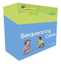 Image for PM Oral Literacy Sequencing Cards Emergent Box Set + IWB CD