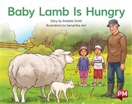 Image for PM RED BABY LAMB IS HUNGRY PM STORYBOOKS
