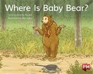 Image for WHERE IS BABY BEAR