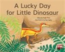 Image for PM YELLOW A LUCKY DAY FOR LITTLE DINOSAU