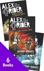 Image for Alex Rider Graphic Novels Collection - 6 Books