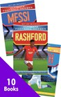 Image for Ultimate Football Heroes Collection - 10 Books
